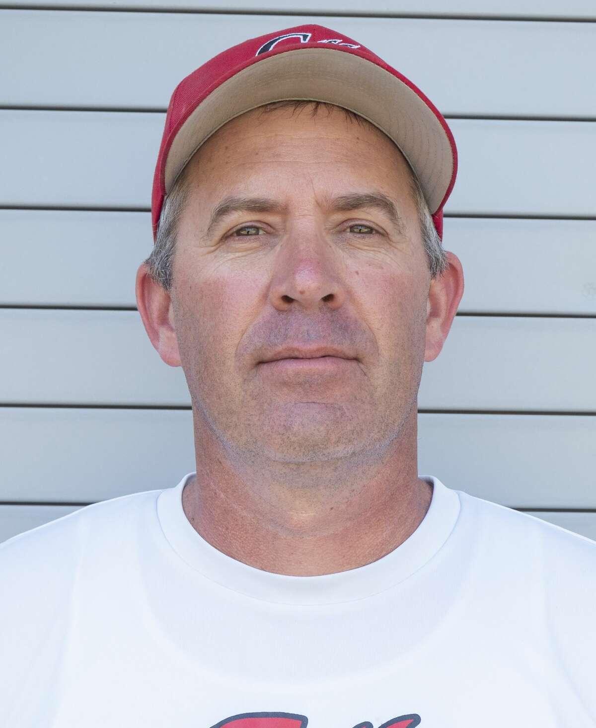 Coach Jeff Jones 08/08/19 Tim Fischer/Reporter-Telegram
