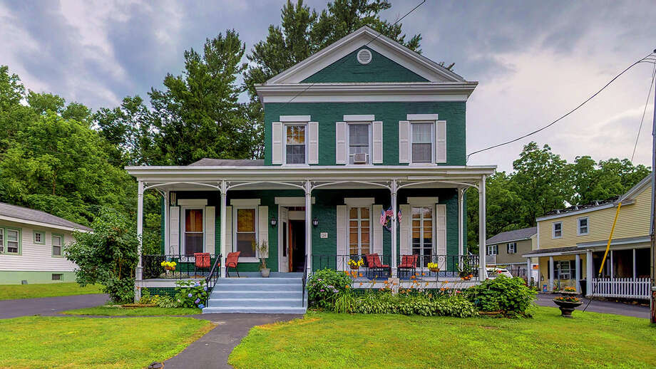 House of the Week:  24 Ring St., Rensselaer | Realtor: Catherine Graziano of Re/Max Platinum | Discuss: Talk about this house Photo: Hudson Virtual Tours