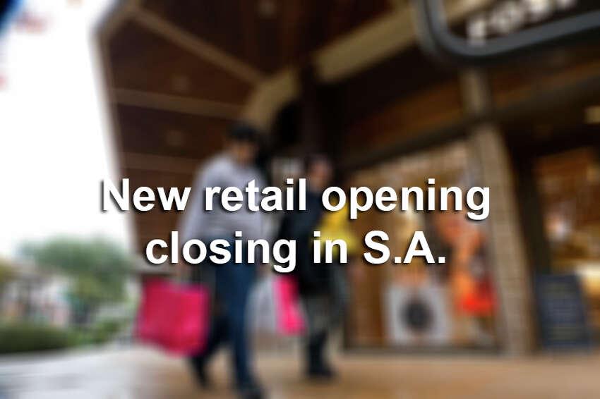 Shoppers walk the mall at The Shops at La Cantera on Black Friday, Nov. 23, 2018.