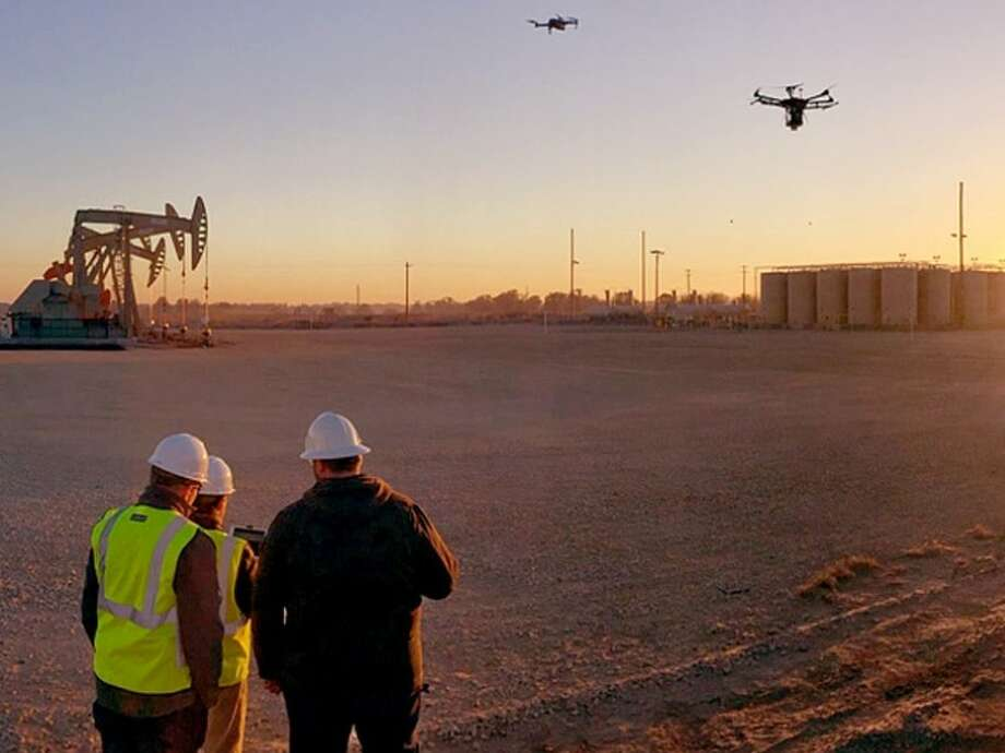 The Environmental Partnership recently released its first report on reducing methane and VOC emissions. Among its efforts are leak detection and repair and increased monitoring. Companies such as Baker Hughes are offering technology like LUMEN, a drone used to detect methane emissions at oil and gas sites.