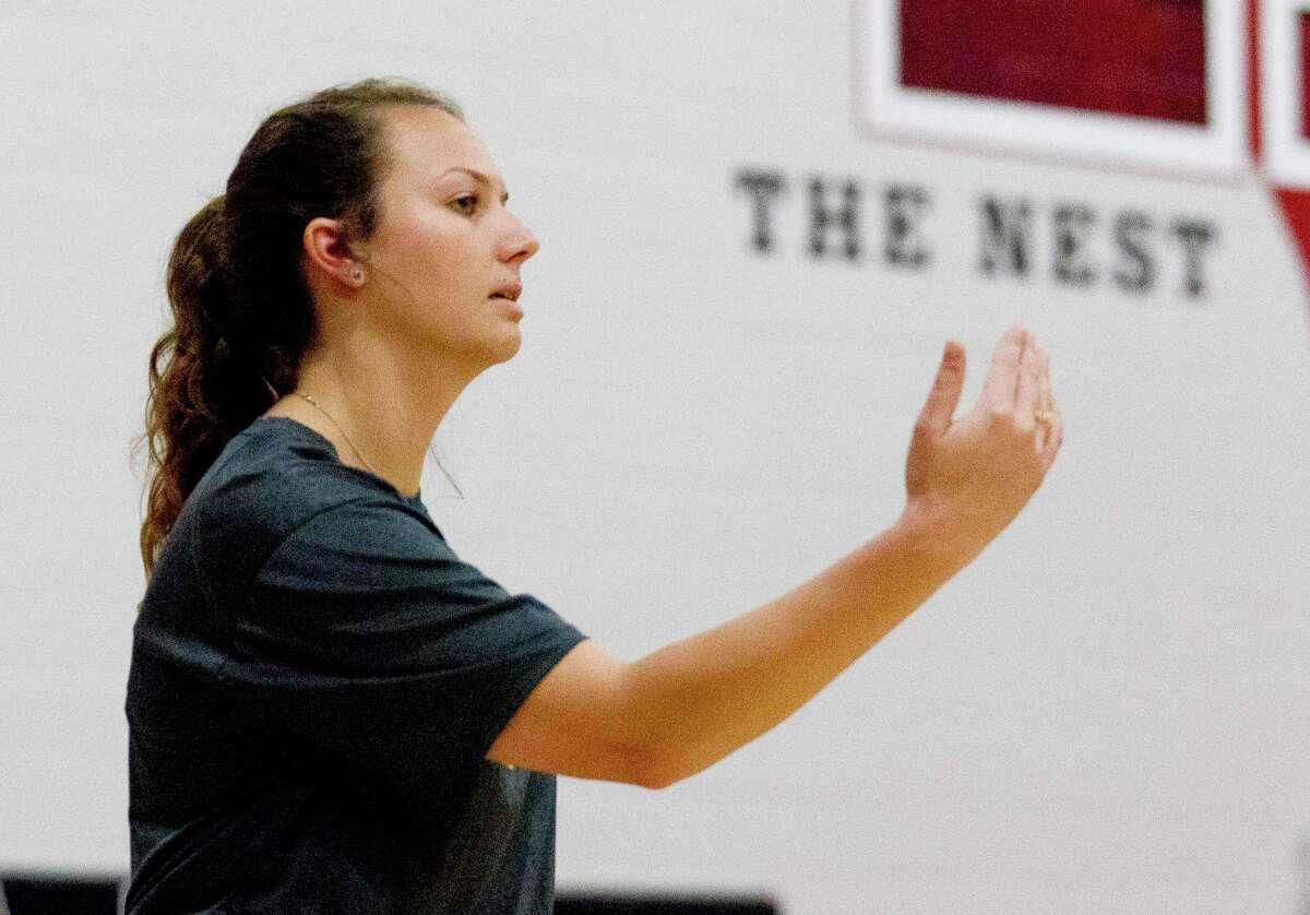 Caney Creek head coach Heidi Otto returns for her third season.