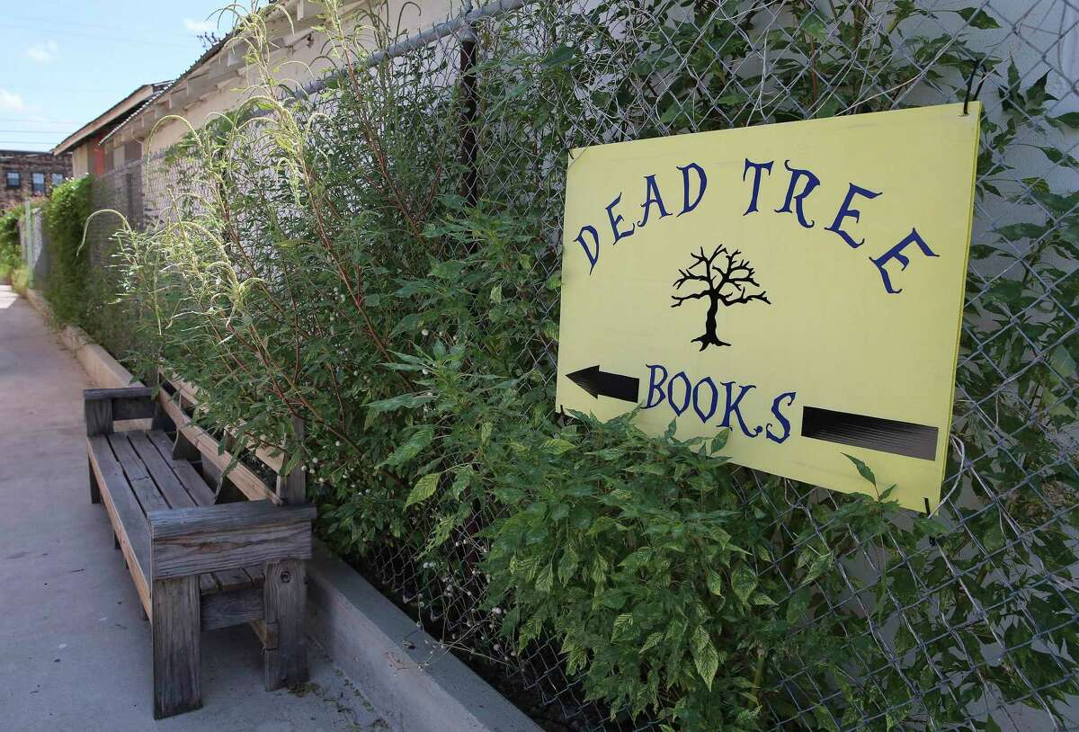 Dead Tree Books, the only bookstore in San Antonio's South Side, recently put out an online plea for help to keep the business alive.