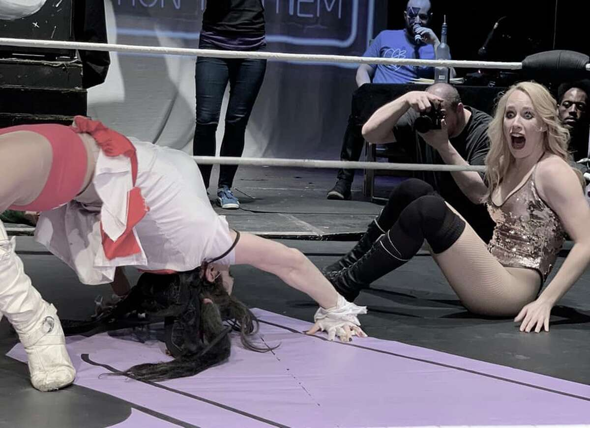 Guilty Lethal Action Mayhem - GLAM - is an Oakland-based women's pro wrestling league that will return for yet another monthly exhibition of body slams, outrageous costumes and ungodly escapades involving copious amounts of cereal.