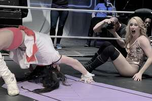Guilty Lethal Action Mayhem – GLAM – is an Oakland-based women's pro wrestling league that will return for yet another monthly exhibition of body slams, outrageous costumes and ungodly escapades involving copious amounts of cereal.