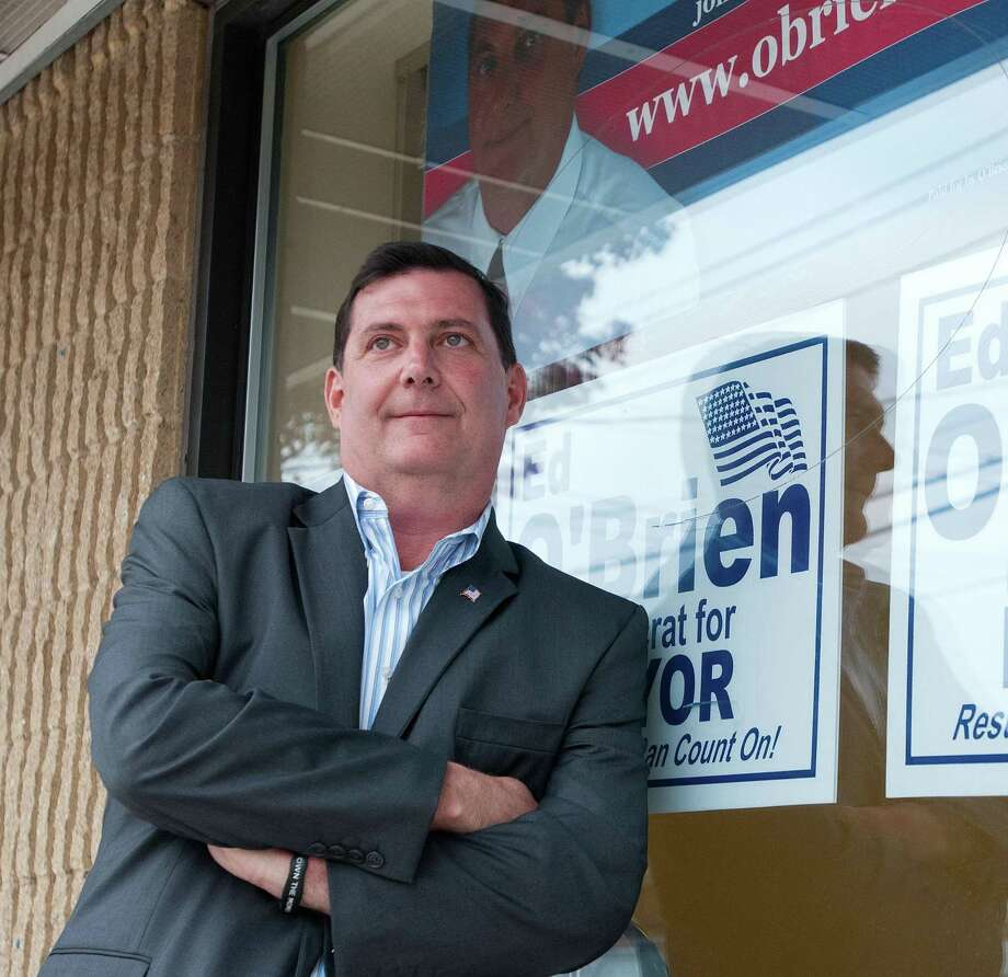 Former West Haven Mayor Ed O'Brien Photo: File Photo