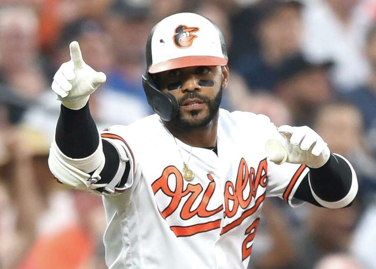 Former Astro Jonathan Villar, who hit for the cycle on Monday, has scored 17 runs and stolen seven bases in his last 15 games for the Orioles.