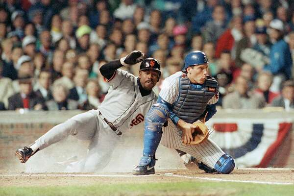 Giants' 1989 flashback: Will Clark, Kevin Mitchell a dynamic 1-2 punch