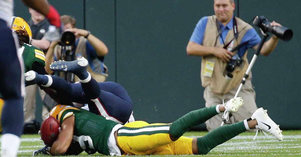 Texans Fall To Packers In First Preseason Game