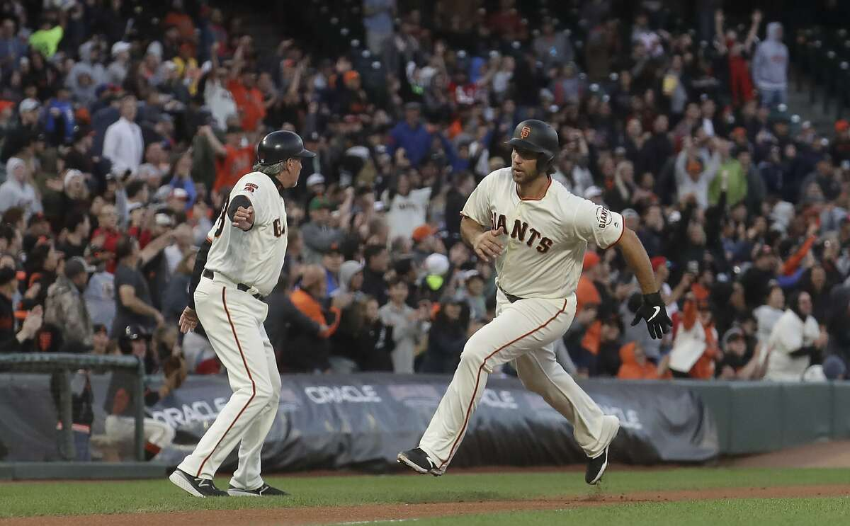 Former Giants starter Madison Bumgarner believes in pitchers batting for themselves, but the universal DH looms.