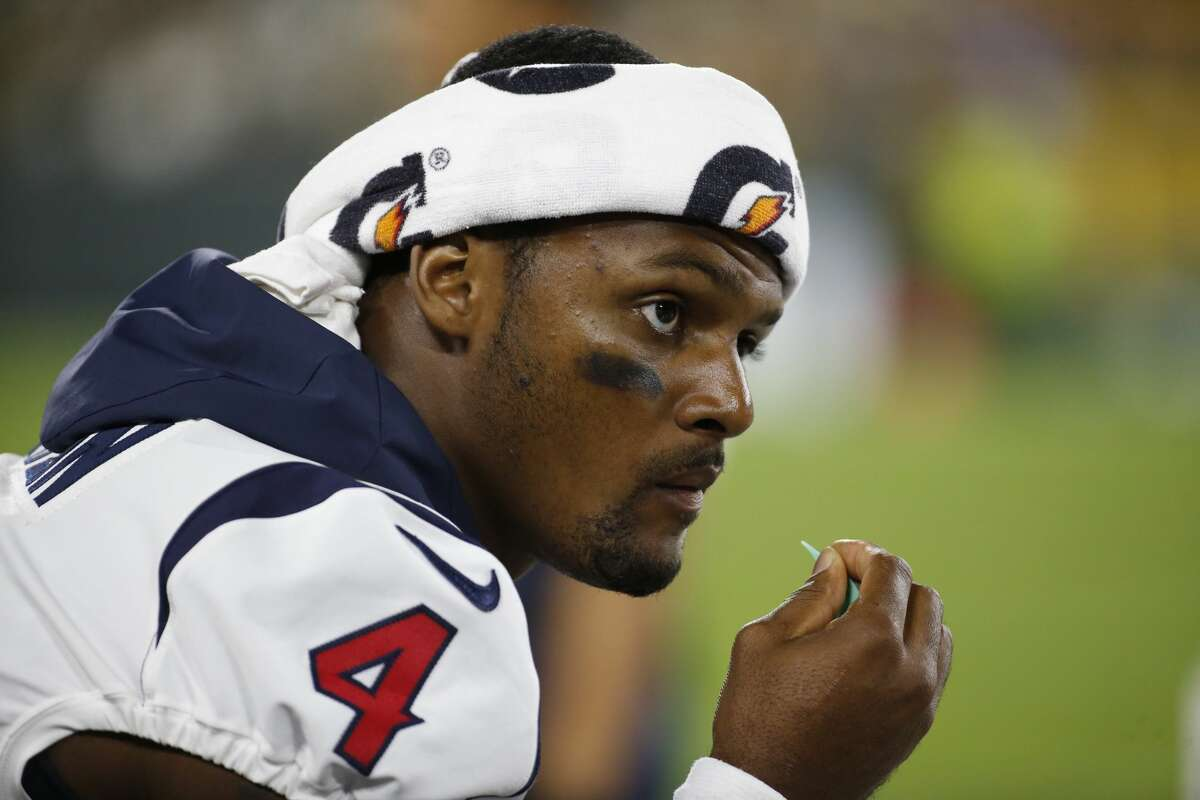 In two seasons, Deshaun Watson has given the Texans the dynamic franchise quarterback they've lacked for virtually their entire existence.