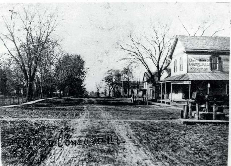 A 1897 picture of Concord. Photo: Photos Provided By Doris Wankel