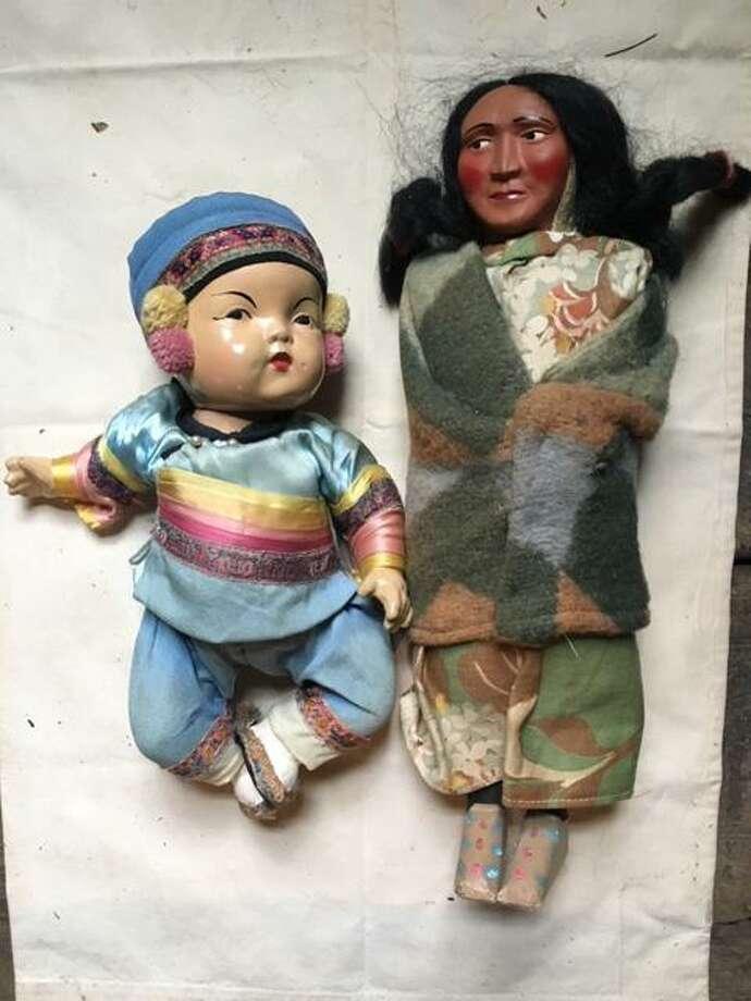 Dolls Photo: Mather Homestead/Donn Smith