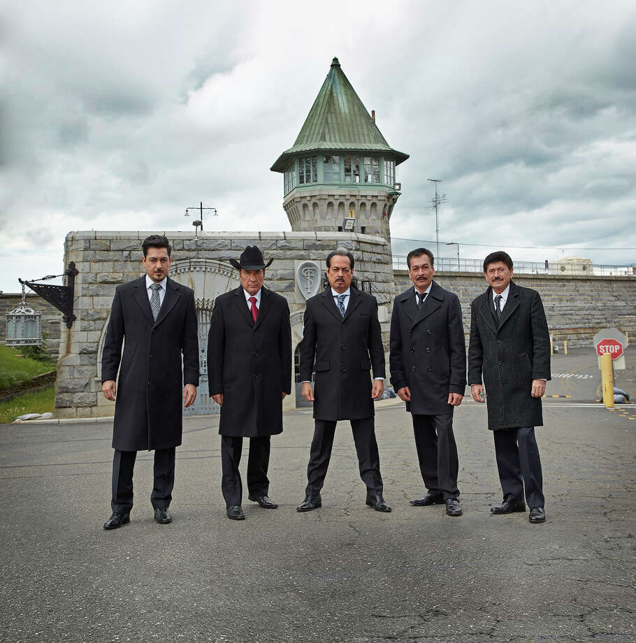 Los Tigres del Norte follow in the footsteps of Johnny Cash at Folsom Prison. Photo: Lance Dawes
