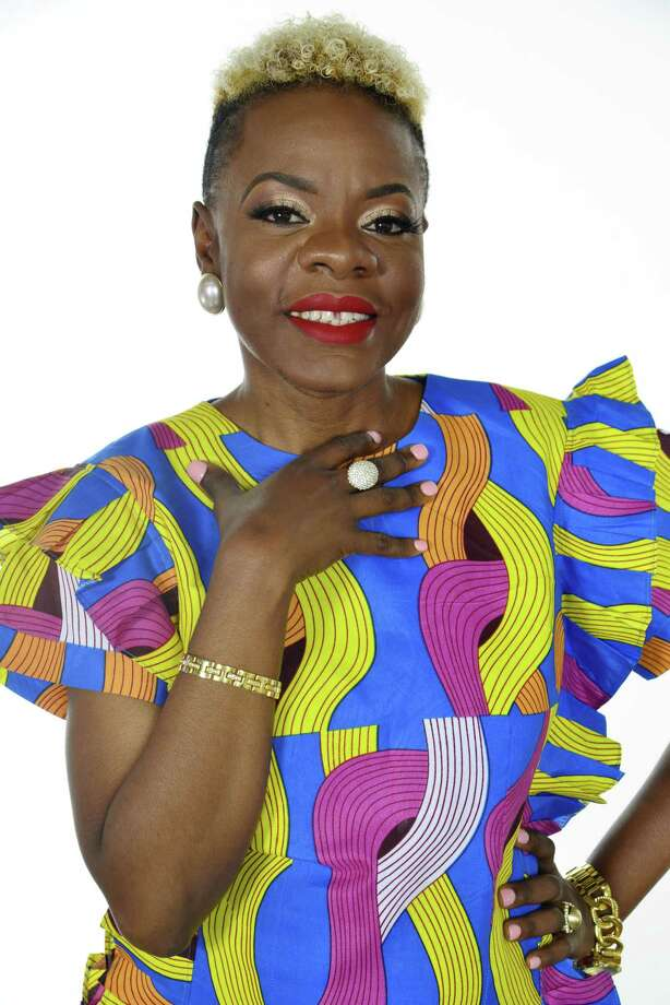 Stella Isabelle Manfouo has always been unique. The Cameroon native is the owner of The Dream World, a specialty boutique in Parkdale Mall. Photo: John Fulbright / For VIP Magazine