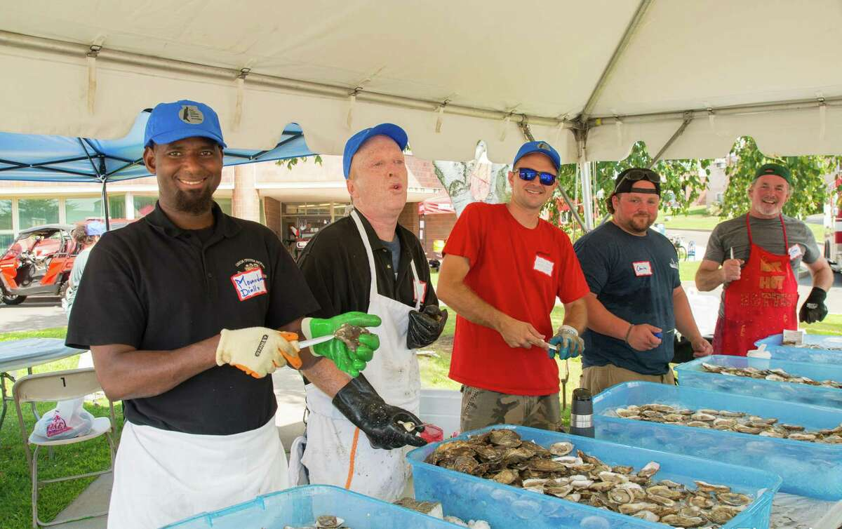 The Milford Oyster Festival will go on as scheduled Saturday, with proof of vaccination or a recent negative COVID-19 test required for entry into the concert area.