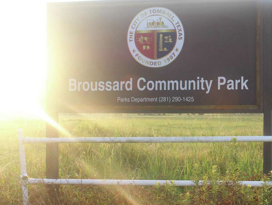 Broussard Community Park is a project of the city of Tomball being carried out with the help of a grant from Texas Parks and Wildlife. Photo: Melanie Feuk