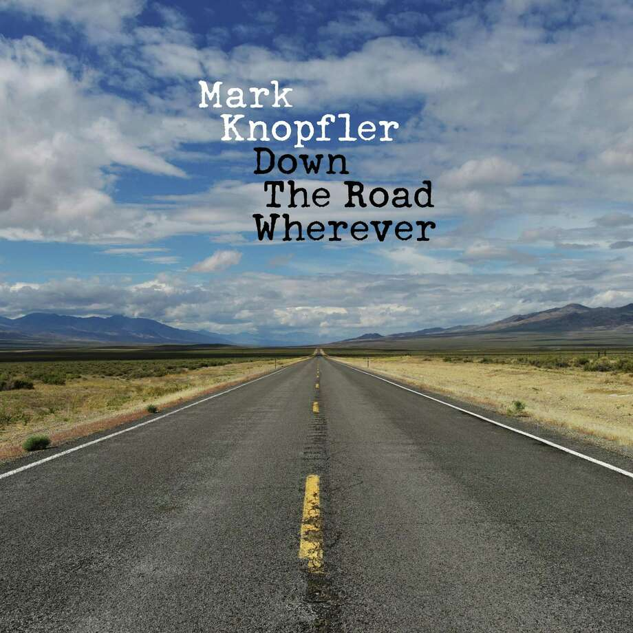 The cover of Knopfler's latest release. Photo: Sacks & Co. / Contributed Photo