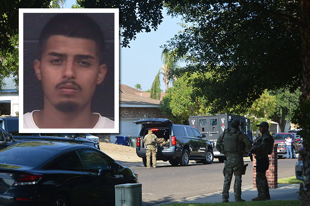 SWAT raid in south Laredo ends with arrest of two siblings on burglary, gun charges