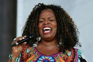 Five-time Grammy winner Dianne Reeves will headline this year's Jazz'SAlive festival in Travis Park.