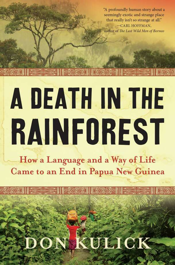 A Death in the Rainforest: How a Language and a Way of Life Came to an End in Papua New Guinea Photo: Algonquin, Handout / Handout