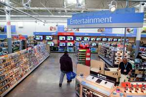 Walmart is taking down all signs and displays from its stores that depict violence.