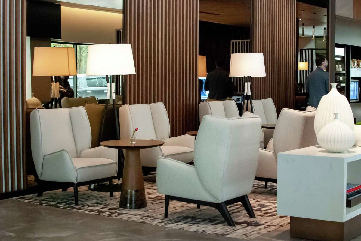The new AC Hotel by Marriott Downtown at 723 Main in Houston opened July 30, 2019.