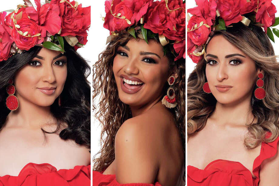 >> Click through the following slideshow to see all of the contestants for the 2019 Miss Houston Latina. Photo: Daniel Horande