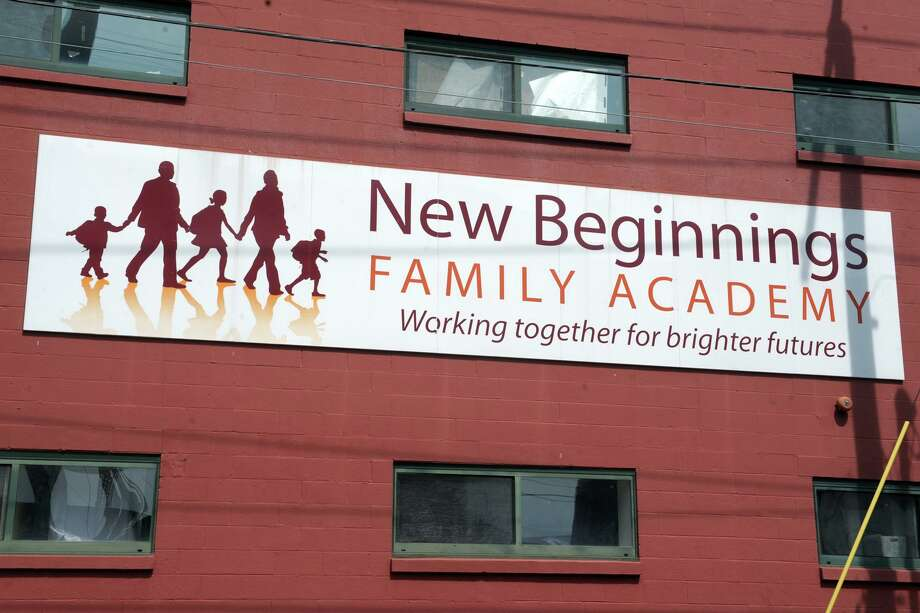 New Beginnings Family Academy, a charter school in Bridgeport, Conn. Aug. 2, 2019. Photo: Ned Gerard / Hearst Connecticut Media / Connecticut Post