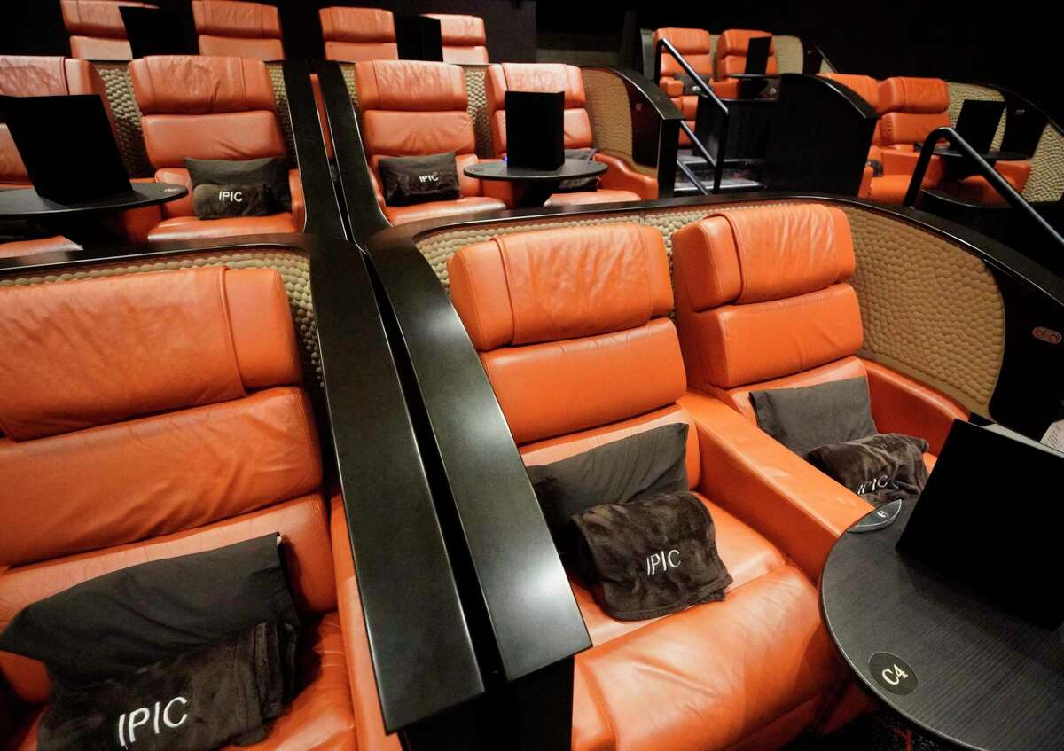 IPIC Houston 4444 Westheimer Road Houston, Texas 77027 Classy movie-theater experience that has redefined luxury cinema.