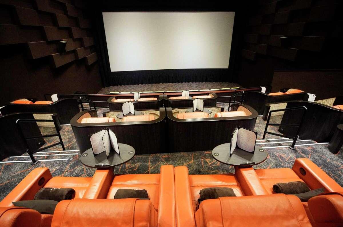 IPIC Houston 4444 Westheimer Road Houston, Texas 77027 >>>>Click through the slideshow to view Chron.com's guide to the movie theaters in Houston.