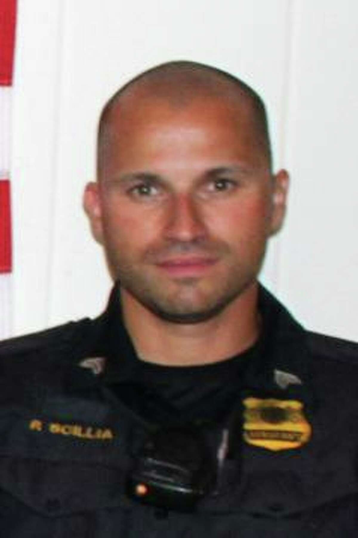 Bridgeport Poice Sgt. Paul Scillia. Bridgeport, Conn. Sept. 11, 2017.