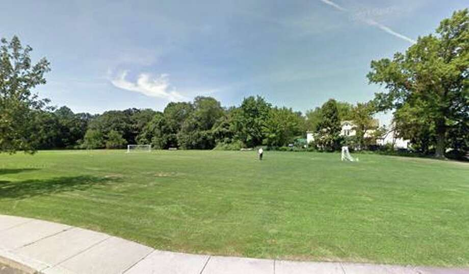 The soccer field at McKinley Elementary School. Photo: Google Street View Image