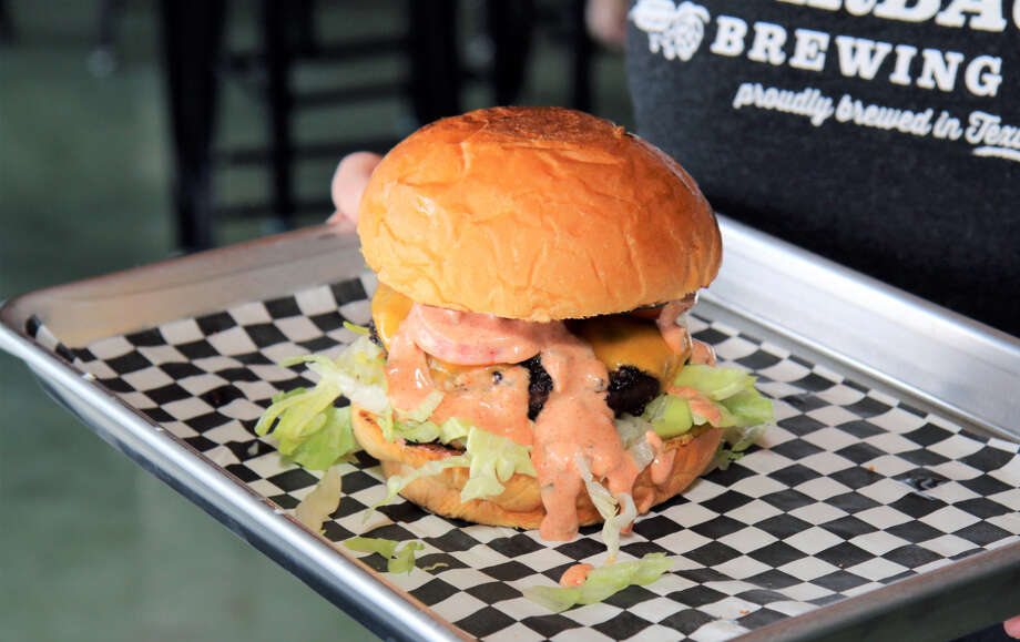 PHOTOS: Lazy Oaks Beer Garden serves up American fare including burgers, house-smoked brisket bites, frito pie, tacos, salads, burgers and chicken wings.>>> See more Houston restaurants that recently opened in your neighborhood, August 2019 ... Photo: Courtesy