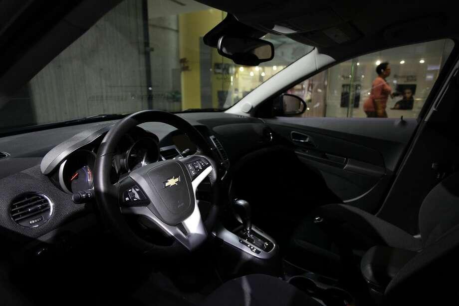 Defective steering mechanism: 2 Photo: Joshua Lott/Getty Images