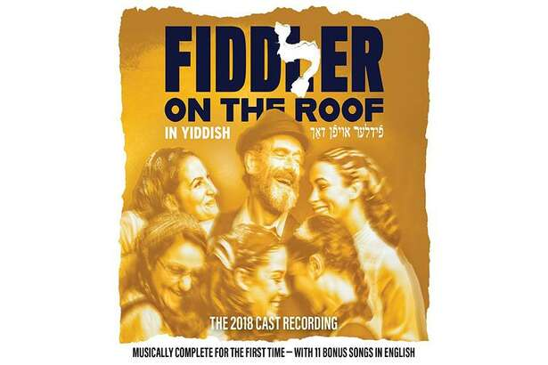 "The new cast recording from ""Fiddler On the Roof"" is musically complete."