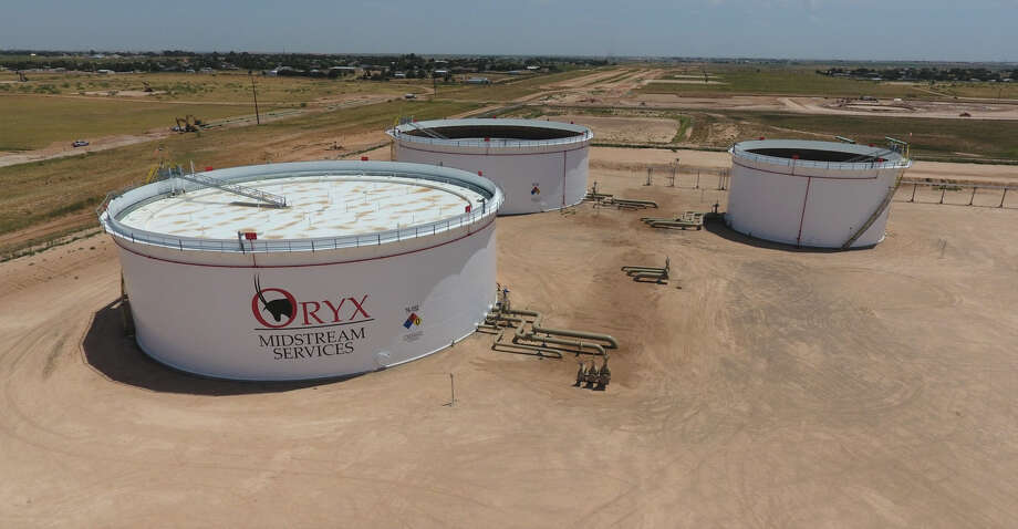 An affiliate of the Qatar Investment Authority has acquired a $550 million stake in Oryx Midstream Partners from an affiliate of Stonepeak Infrastructure Partners. With more than 1,200 miles of pipeline and 2.1 million barrels of storage, Oryx is touted as the largest privately-held crude oil pipeline and storage terminal operator in the Permian Basin of West Texas and New Mexico. Photo: Oryx Midstream LLC