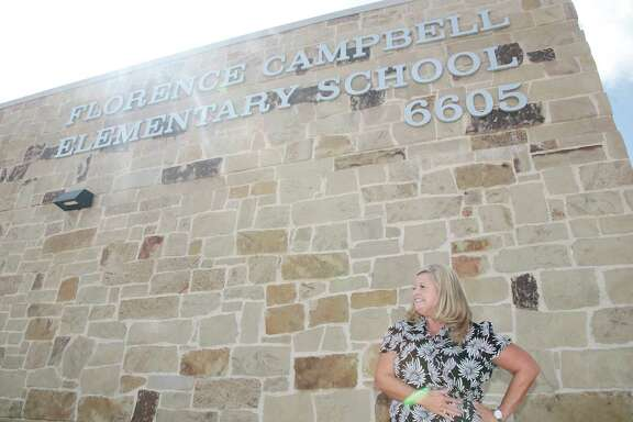 Clear Creek ISD's new Campbell Elementary School will be led by Principal Erin Tite.