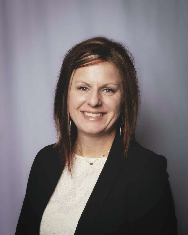 Shannon Simonds has been named principal atBrookside Intermediate.