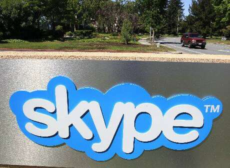 Exterior view of Skype offices in Palo Alto, Calif., after a news conference Tuesday, May 10, 2011 to announce Microsoft's acquisition of Skype.