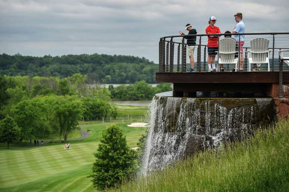 A Trump-owned construction company that has employed undocumented immigrants did work at the Trump National Golf Club in Sterling, Va. Photo: Washington Post Photo By Salwan Georges / The Washington Post