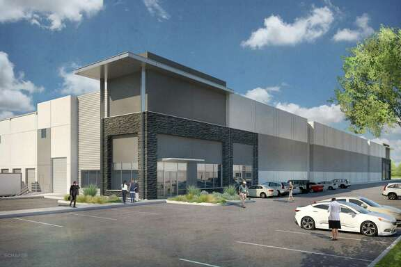 Parc Air 59 Building I at 18870 Eastex Freeway in Humble contains 160,000 square feet. Aproducer of petroleum-based specialty products will occupy 120,000 square feet in Building 1, according to developer Jackson-Shaw.