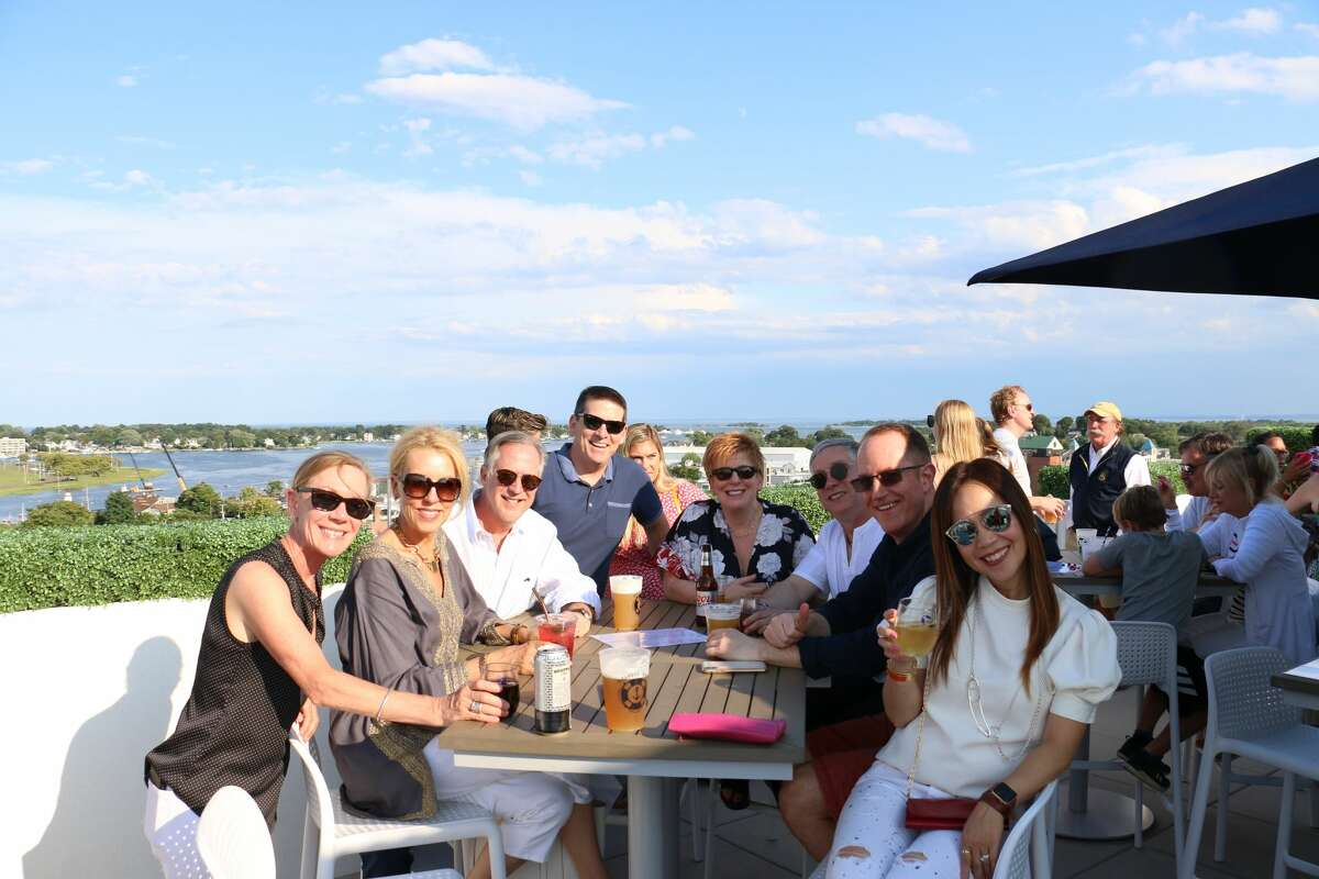 SoNo Sky Rooftop opened on August 9, 2019 at the Residence Inn by Marriott on Main Street in Norwalk. SoNo Sky Rooftop, Norwalk A cocktail bar atop the Residence Inn by Marriott over looks South Norwalk. 41 S Main St, Norwalk https://www.facebook.com/sonoskybarandcafe/