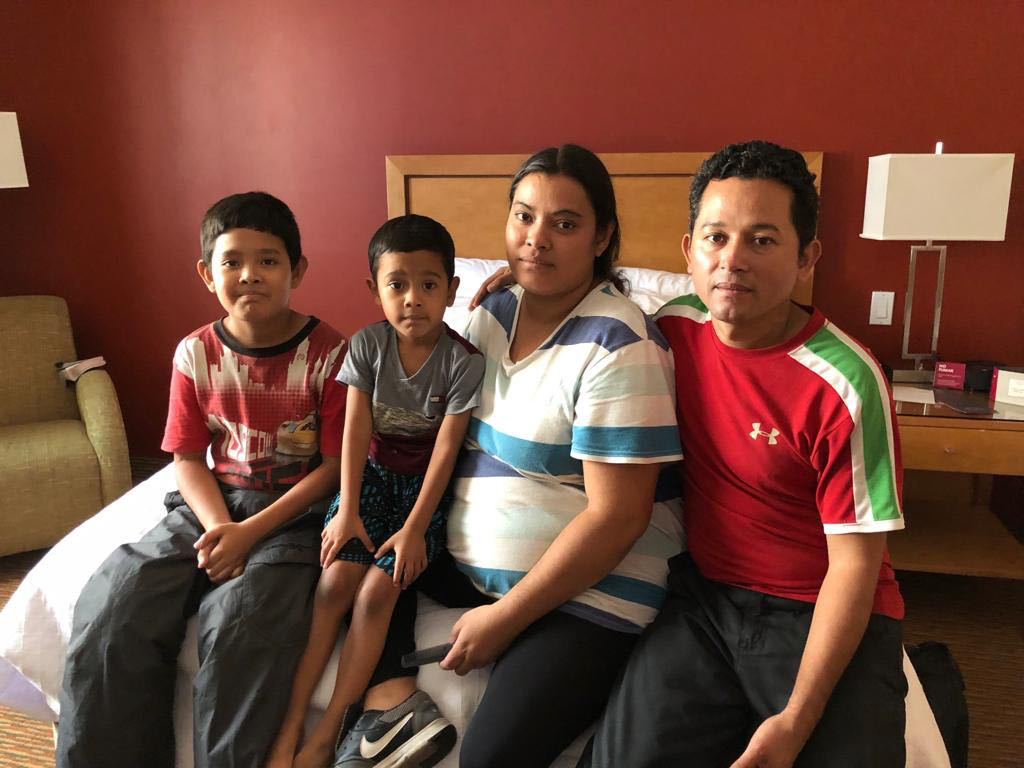 When they filed their asylum claim, they were told to wait in Mexico. There, they say, they were kidnapped.