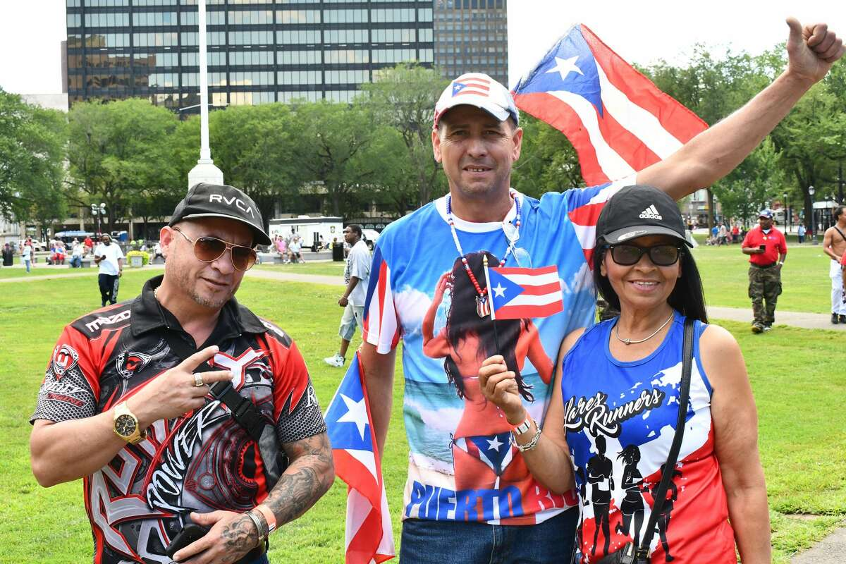 The annual New Haven Puerto Rican Festival took place on August 10, 2019 on the New Haven Green. Festival Puertorriqueño de New Haven is presented by Puerto Ricans United. Each year a different town in Puerto Rico is honored, and this year it was Loiza, Puerto Rico. Were you SEEN?