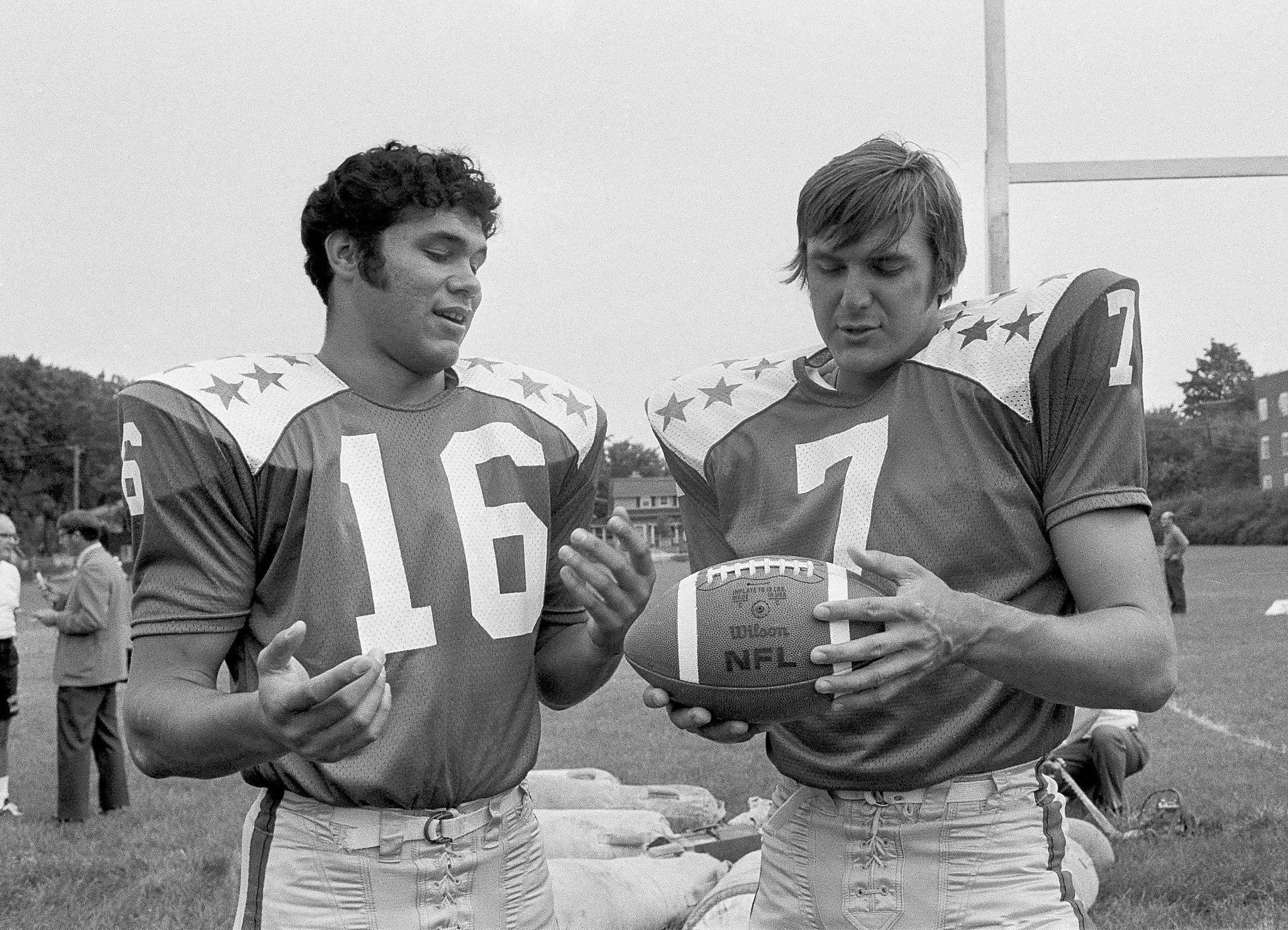 NFL at 100: How college football became the pipeline to NFL - SFGate