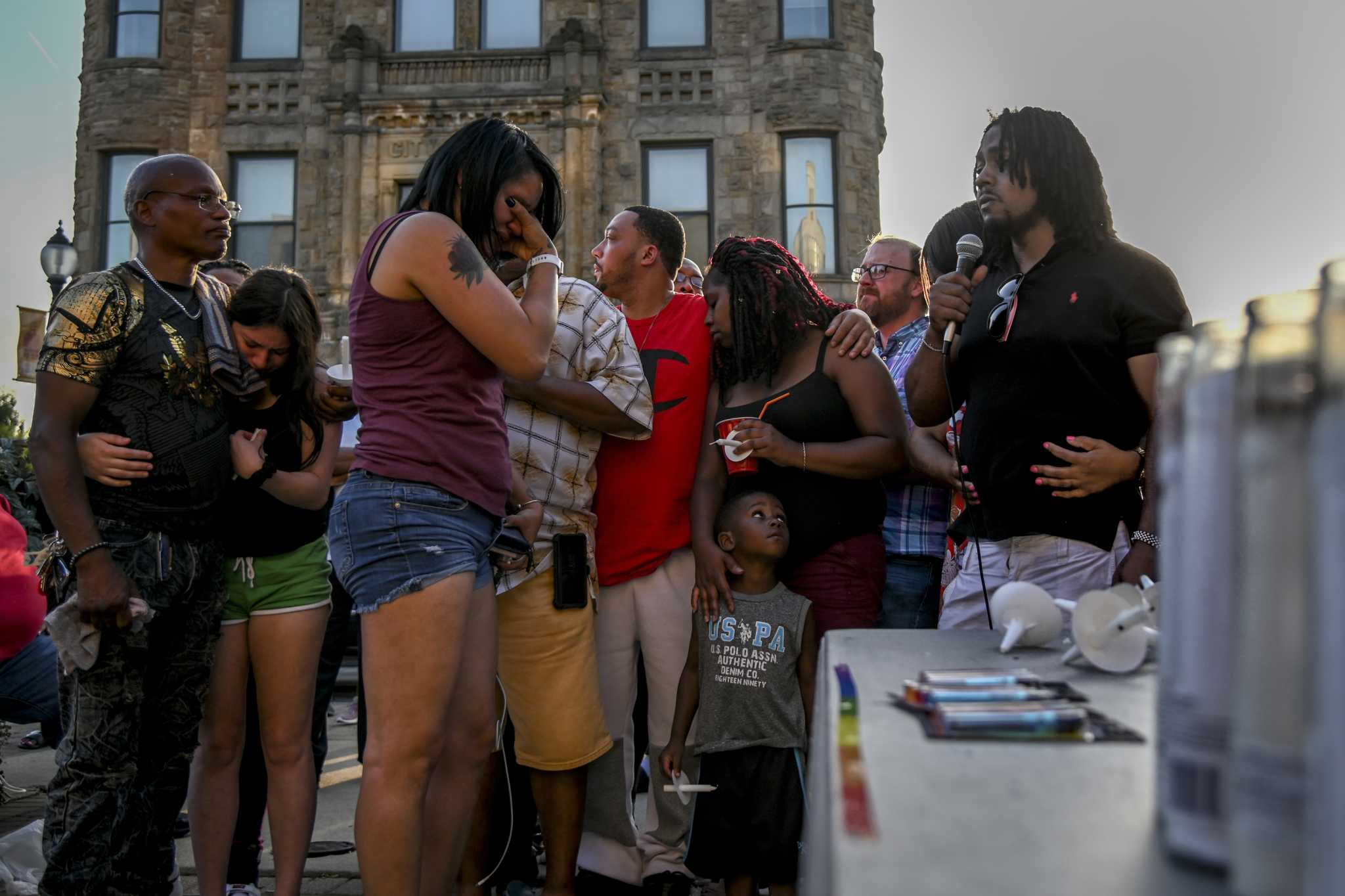 One devastating event after another, Dayton continues to seek recovery