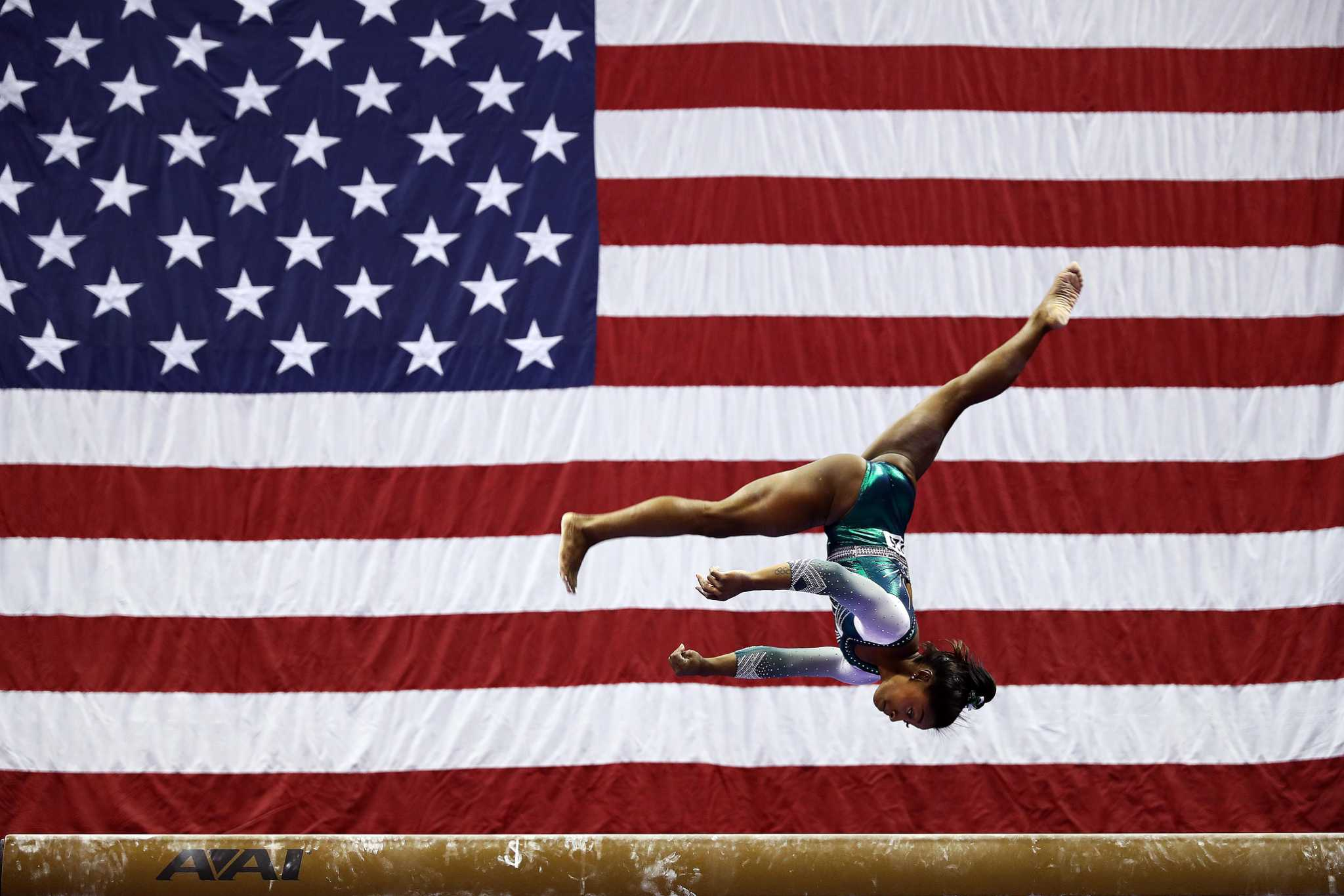 Simone Biles simply the best of the best