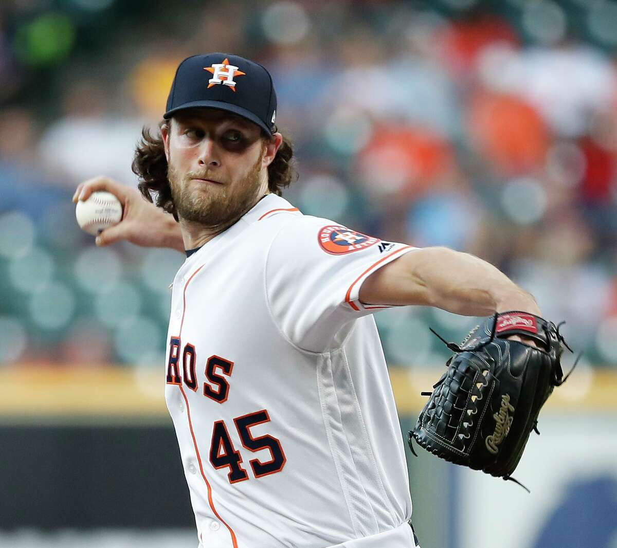 No one has pitched better since the All-Star break than Gerrit Cole, who has gone 5-0 with a 2.25 ERA. That means he may be too rich for Astros blood next season.