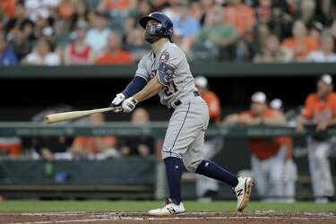 Astros destroy Orioles with 23 runs to set franchise record