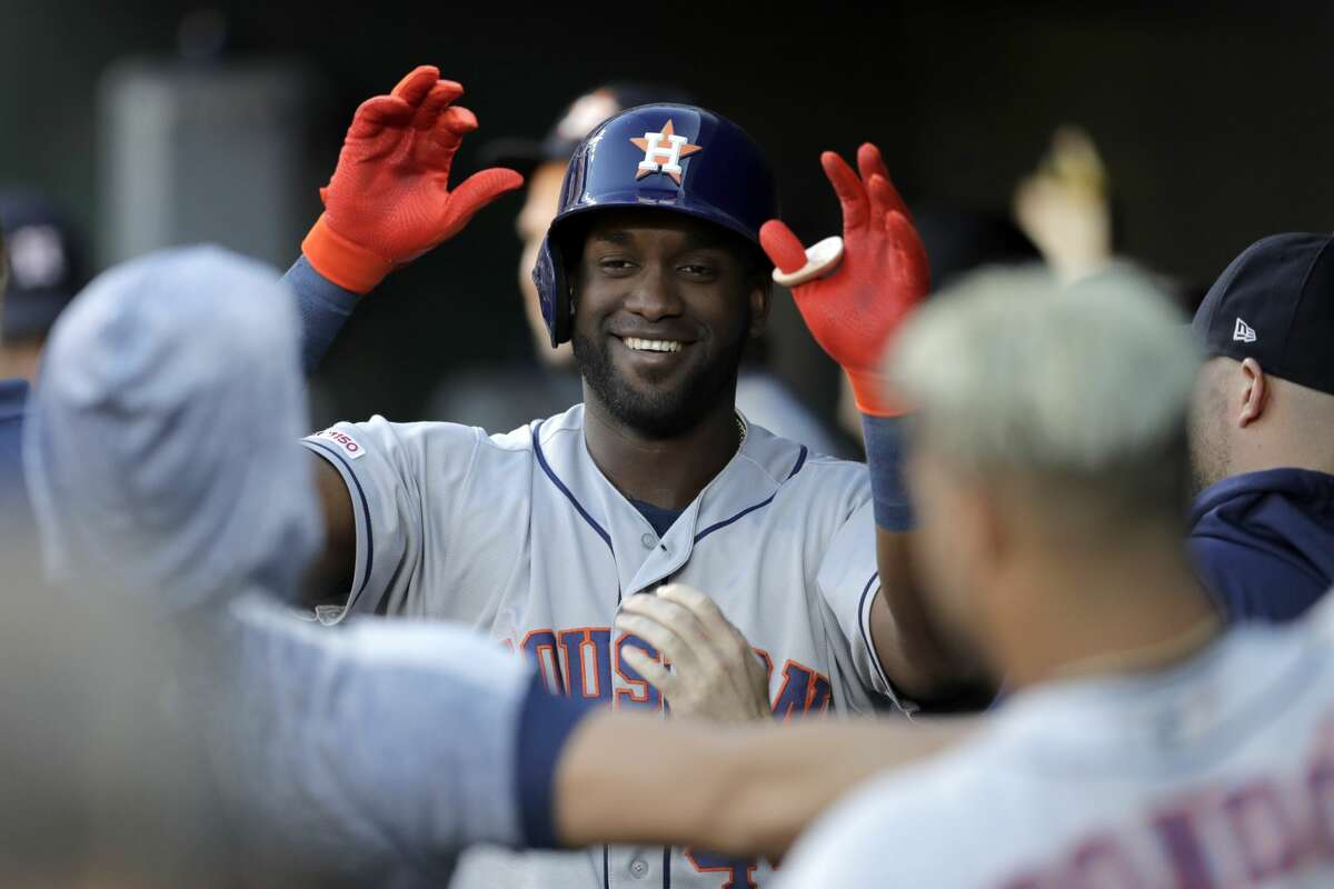 ROOKIE OF THE YEAR CANDIDATE Yordan Álvarez, DH, Astros The 22-year-old Álvarezgot a later start than any other candidate, but he's already outproduced every rookie. Alvarez is hitting .346 (1.137 OPS) with 17 home runs and 51 RBIs in 48 games.